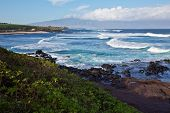 North Maui's Coastline