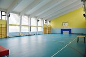 elementary school gym indoor