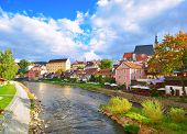 stock photo of bohemian  - Czech Krumlov - JPG