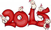 picture of ram  - New Year - JPG