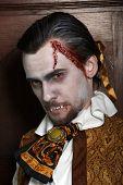 foto of dracula  - Count Dracula - JPG