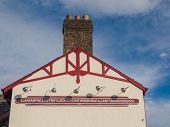 picture of anglesey  - Llanfairpwllgwyngyll is the abbreviated form of the longest place name in the world - JPG