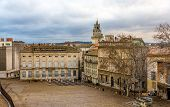 pic of avignon  - View from Place du Palais in Avignon France - JPG