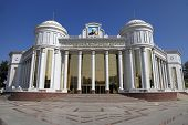 image of turkmenistan  - Ashgabad Turkmenistan  - JPG