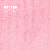 picture of texture  - Vector pink watercolor background - JPG