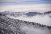 stock photo of appalachian  - The snow - JPG