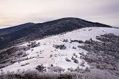 pic of appalachian  - A view of the snow - JPG