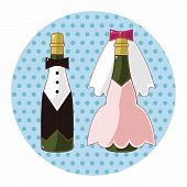 pic of champagne color  - Champagne Theme Elements - JPG