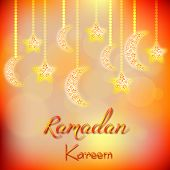 pic of eid al adha  - Card for greeting with beginning of fasting month of Ramadan as well with Islamic holiday Eid al - JPG