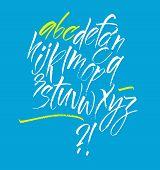 stock photo of letter  - Alphabet letters - JPG