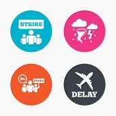 picture of striking  - Circle buttons - JPG