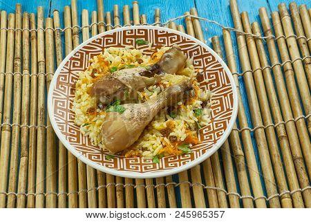 Chicken Kabuli