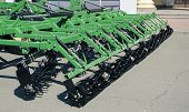 Agricultural Equipment For Tillage, Seeding, Loosening Of Soil, Machinery And Machinery For Agricult poster