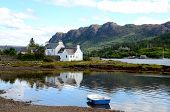 foto of carron  - The bay at Plockton - JPG