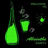 pic of absinthe  - Welcome to absinthe party - JPG