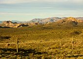 foto of superstition mountains  - Arizona - JPG