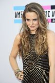 LOS ANGELES - NOV 24: Alicia Silverstone at the 2013 American Music Awards at Nokia Theater L.A. Liv