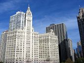 Wrigley Building en Chicago