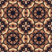 pic of marquetry  - Abstract artistic background - JPG