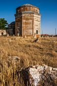 image of sufi  - Historic Tomb called Uryan Baba at Seyitgazi Turkey from Ottoman Era - JPG