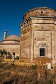 picture of sufi  - Historic Tomb called Uryan Baba at Seyitgazi Turkey from Ottoman Era - JPG