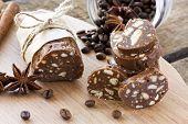 stock photo of condensation  - dessert of cookies - JPG