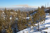 picture of ural mountains  - Mountain High is located on the western outskirts of Nizhny Tagil - JPG