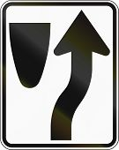 image of traffic rules  - United States traffic sign  - JPG
