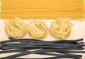 picture of spaghetti  - still life - JPG