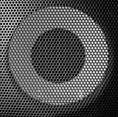 loudspeaker background
