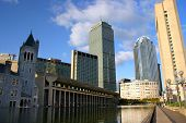 picture of prudential center  - The Prudential Tower  - JPG