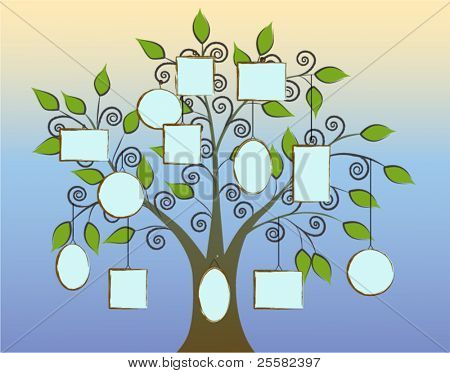 make your family tree poster id 25582397