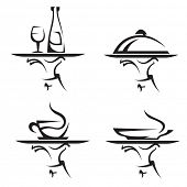Restaurant-Icon-set