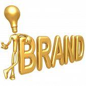 Big Idea Brand poster