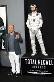 LOS ANGELES - AUG 1: Ian Gomez, Total Recall character at the Los Angeles Premiere of 'Total Recall'