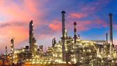 image of petroleum  - Oil and gas industry  - JPG