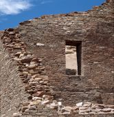 Chaco Culture National Historic Park. poster