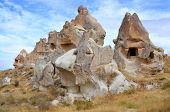 image of goreme  - Probably the best known feature of Cappadocia - JPG