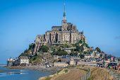 picture of mont saint michel  - Mont saint Michel  - JPG