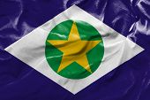 pic of bandeiras  - Amazing flag of the State of Mato Grosso  - JPG