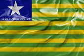 pic of bandeiras  - Amazing flag of the State of Piaui  - JPG
