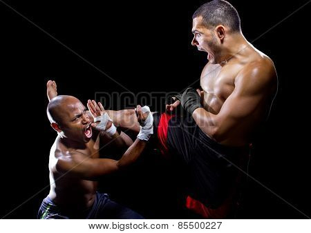 Martial Arts Counter Move