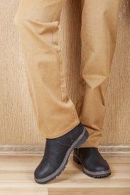 pic of khakis  - Men - JPG
