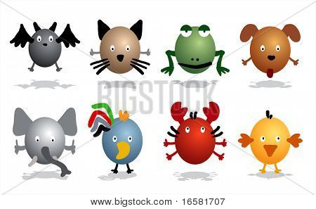 Animal Cartoon Characters Download Animal Cartoon Characters