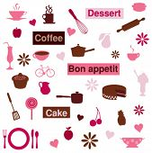 picture of cake-mixer  - coffee  - JPG