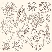 pic of floral design  - Hand - JPG