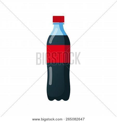 Bottle Of Soda Cola In