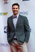 NEW YORK-MAY 30: New York Red Bulls player Heath Pearce attends the 5th annual Tuck's Celebrity Bill