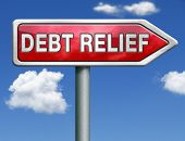 debt relief after bankruptcy caused by credit or housing bubbles restructuring finance after economi