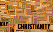 stock photo of philosopher  - Christianity or Christian Religion as a Concept - JPG
